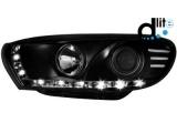 Přední světla Angel Eyes Volkswagen Scirocco