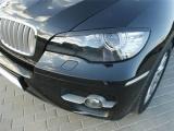Mračítka předních světel BMW X6