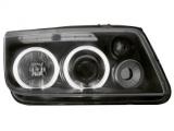 Přední čiré lampy VW Bora CCFL
