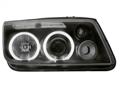 Dectane Přední čiré lampy VW Bora CCFL