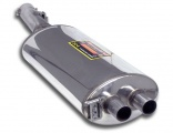 Středový díl výfuku Supersprint Hummer H2 6.0i V8 330PS (03-07)
