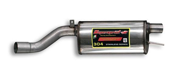 Zadní díl výfuku Supersprint Dodge Viper GTS 8.0i V10 (96-03) L