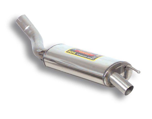 Zadní díl výfuku Supersprint Dodge Viper GTS 8.0i V10 (96-03) P