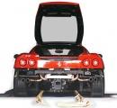 Zadní díl výfuku Supersprint Ferrari 360 Modena Coupe/Spider