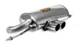 Zadní díl výfuku Supersprint Lotus Evora 3.5i V6 280PS Toyota motor (09-)