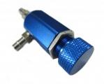 Manuální regulátor plnícího tlaku (MBC) ProRacing (ball-spring)