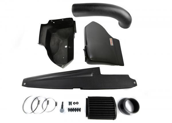 Karbonový kit sání Arma pro Audi S3 8V MQB 2.0 TFSi EA888 (14-)