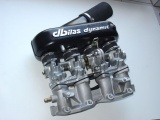 Víceklapkové sání Dbilas Dynamic BMW E30 318i 1.8 8V 83KW (M40B18)