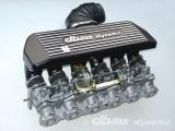 Víceklapkové sání Dbilas Dynamic BMW E30 320i/323i / E34 520i/523i 2.0-2.7 12V (M20)