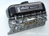 Víceklapkové sání Dbilas Dynamic BMW E36 320i/323i/328i / E34 520i/523i/528i 2.0-2.8 24V & M3 US (M50/M52)