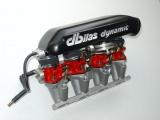 Víceklapkové sání Dbilas Dynamic Citroen Saxo / Xsara 1.6 16V 87-88KW (TU5J4)