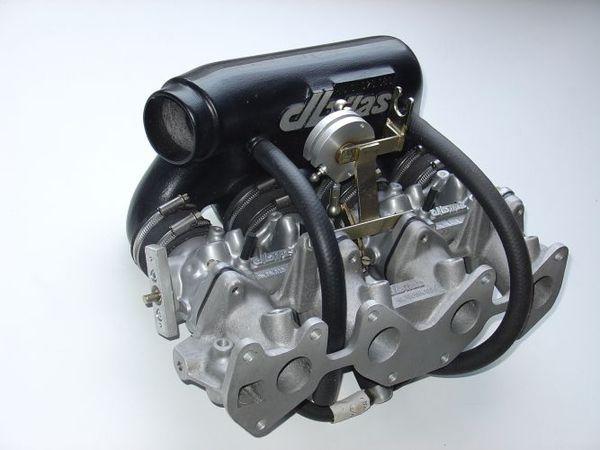 Víceklapkové sání Dbilas Dynamic Opel Corsa A/B / Astra F 1.4 8V 60KW (C14SE)
