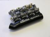 Víceklapkové sání Dbilas Dynamic VW Golf 3 / Vento / Passat / Seat Ibiza 2.0 16V 110KW (ABF)