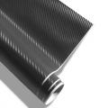 Karbonová folie JOM - černý karbon, 152x200cm