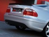 Zadní nárazník-AMG Look Mercedes CLK W208