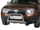 Nerezový přední ochranný rám Dacia Duster, 63mm