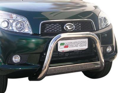 misutonida Nerezový přední ochranný rám Daihatsu Terios, 63mm