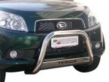 Nerezový přední ochranný rám Daihatsu Terios, 63mm