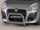 Nerezový přední ochranný rám Fiat Doblo, 63mm