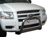 Nerezový přední ochranný rám Ford Ranger, 63mm