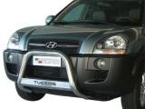 Nerezový přední ochranný rám Hyundai Tucson, 63mm