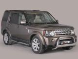 Nerezový přední ochranný rám Land Rover Discovery 4, 63mm
