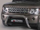 Nerezový přední ochranný rám Land Rover Discovery 4, 76mm