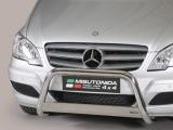 Nerezový přední ochranný rám Mercedes Vito / Viano, 63mm