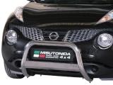 Nerezový přední ochranný rám Nissan Juke, 63mm