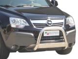 Nerezový přední ochranný rám Opel Antara, 63mm