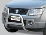 Nerezový přední ochranný rám Suzuki Grand Vitara III, 63mm