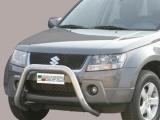 Nerezový přední ochranný rám Suzuki Grand Vitara III, 76mm