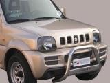 Nerezový přední ochranný rám Suzuki Jimny, 63mm