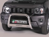 Nerezový přední ochranný rám Suzuki Jimny (od 2012), 63mm