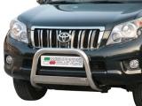 Nerezový přední ochranný rám Toyota Land Cruiser 150, 63mm