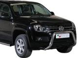 Nerezový přední ochranný rám Volkswagen Amarok Trendline, 76mm