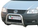 Nerezový přední ochranný rám Volkswagen Caddy, 63mm