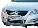 Nerezový přední ochranný rám Volkswagen Tiguan, 63mm
