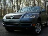Mračítka Volkswagen Touareg