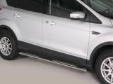 Nerez boční designové nášlapy Ford Kuga II