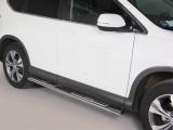 Nerez boční designové nášlapy Honda CR-V IV