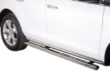 Nerez boční designové nášlapy Mazda CX-7 FL