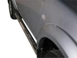 Nerez boční designové nášlapy Mitsubishi L200 IV FL