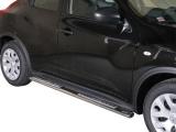 Nerez boční designové nášlapy Nissan Juke