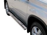 Nerez boční designové nášlapy Nissan X-Trail II