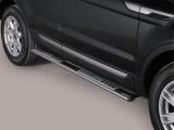 Nerez boční designové nášlapy LAND ROVER Range Rover Evoque (Pure &  Prestige) 11 -