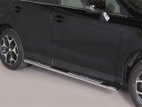 Nerez boční designové nášlapy Subaru Forester IV