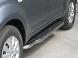 Boční nerezové nášlapy Daihatsu Terios II