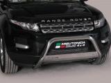 Přední nerezový ochranný rám LAND ROVER Range Rover Evoque (Pure-Prestige) 11/15 63mm