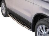Boční nerezové nášlapy Honda CR-V III FL
